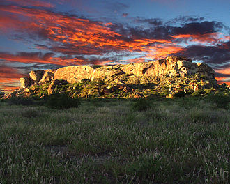Mapungubwe National Park - Mapungubwe Hill