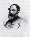 Marastoni Portrait of Miklós Barabás 1862.jpg