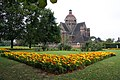 Marigolds in Central Square - geograph.org.uk - 917915.jpg