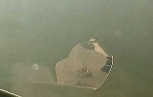 Marker Wadden - The first island seen from airplane, still a virgin island.