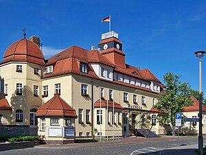 Markkleeberg - Image: Markkleeberg Rathaus
