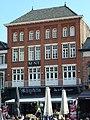 Markt 9-10, Eindhoven Cafe De Wildeman.JPG