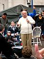 Marshall Ganz speaking at Occupy Boston 2.jpeg