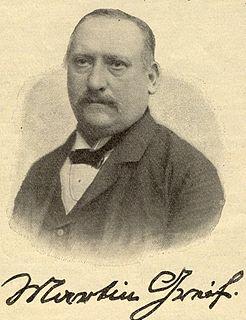 Martin Greif (poet) German poet