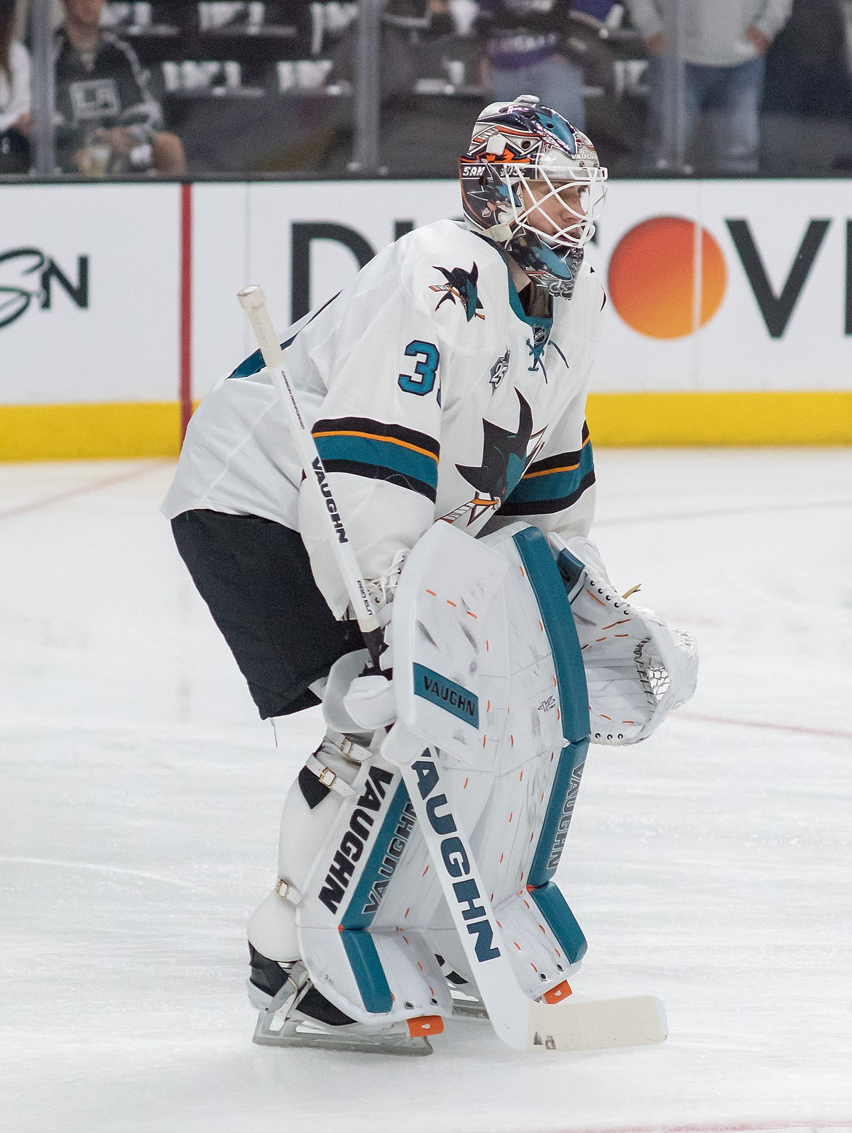 Martin Jones Ice Hockey Wikipedia