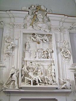 Martirio de San Lorenzo (Serpotta)