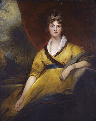 Murrough O'Brien, 1st Marquess of Thomond - Image: Mary, Countess of Inchiquin (1750 1820) by Thomas Lawrence