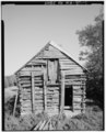 Mary Locher Cabin, Route 65 (Hagerstown Pike), Sharpsburg, Washington County, MD HABS MD,22-ANTI.V,2-9.tif