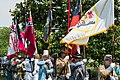 Maryland Sons of Confederate Veterans color guard 06 - Confederate Memorial Day - Arlington National Cemetery - 2014.jpg