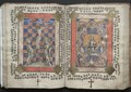Master of the Boqueteaux - The Gotha Missal- Fol. 63v, Crucifixion - 1962.287.63.b - Cleveland Museum of Art.tif