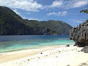 Matinloc Island Beach