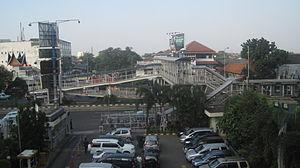Matraman - Matraman Raya Road