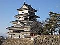 Matsumoto Castle Nagano Prefecture.JPG