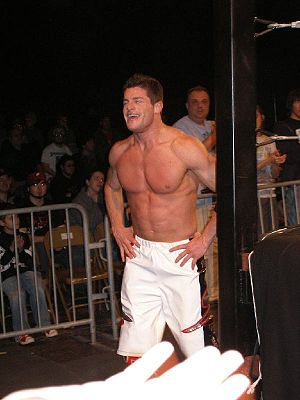 Matt Sydal - Sydal at a Chikara show in 2007