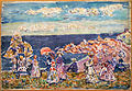 Maurice Prendergast - On the Beach - Google Art Project.jpg