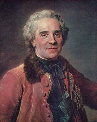 Planned French invasion of Britain (1744) - The experienced Marshal Saxe was given command of French land forces for the invasion.