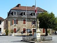 Mauzac (24) mairie (1).jpg