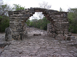 archaeological Maya site on Cozumel in Mexico‎