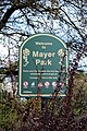 Mayer Park sign, Ellens Lane.jpg