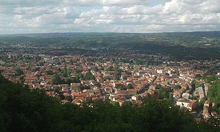 Mazamet Commune in Occitanie, France