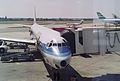 McDonnell Douglas DC-8-63 C-FCPP Worldways Canada, London Gatwick - UK, August 1990. (5500092380).jpg