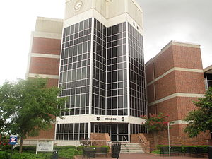 Cape Fear Community College - McLeod Building of Cape Fear Community College