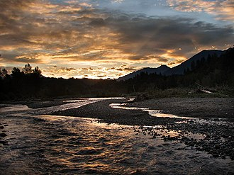 Chilliwack - Vedder River