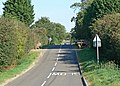 Medbourne Road at Upper Leighs Farm - geograph.org.uk - 564785.jpg