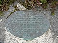 Memorial plaque. - geograph.org.uk - 935725.jpg