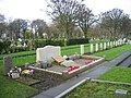 Memorial to HMS Kelly and War Graves - geograph.org.uk - 1573274.jpg