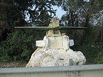 Memorial to IAF pilot Dan Belkin in Ben Shemen forest (1).jpg