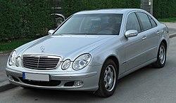 Mercedes Benz Baureihe 211 Wikipedia