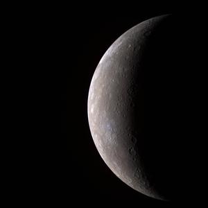 First high-resolution image of Mercury transmi...