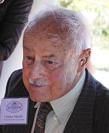 IMG CHARLES E. MERRILL, Philanthropist