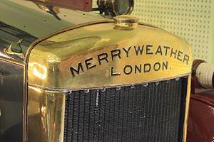 Merryweather & Sons - Merryweather radiator