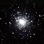 M75 is a highly-concentrated, Class I globular cluster.