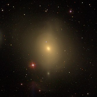 Messier 85 - M85 by SDSS