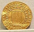 Messina, pietro e costanza d'aragona, oro, 1282-1285, 02.JPG