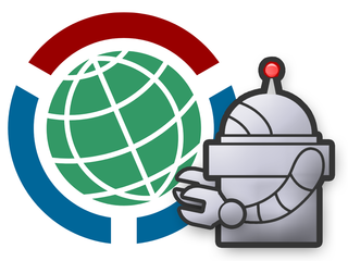 Bot icon.svg: PlanemadWikimedia Community Logo.svg:real name: Artur Jan Fijałkowskipl.wiki: WarXcommons: WarXmail: [1]jabber: WarX@jabber.orgirc: [2]derivative work: ויקיג'אנקי [Public domain]