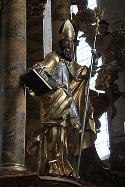 Metnitz -Pfarrkirche - Hochaltar6