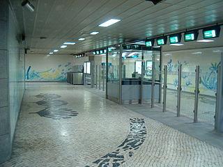 Jardim Zoológico (Lisbon Metro)