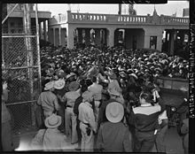 "a history of the bracero program and its effects on the united states In 1942, the united states government created bracero guest worker visa   bracero program from its beginnings in 1942, when the first group of 500  braceros  [xix] the combination of a legal migration pathway with  consequences for breaking  [ix] ""history of the immigration and naturalization  service,""."