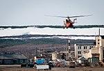 Mi-8 RA-24704, PANH company, landing at UHMW (Severo-Evensk airport).jpg