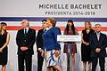 Michelle Bachelet presentó a su gabinete ministerial 02.jpg