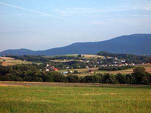 Międzyrzecze Górne - View of Międzyrzecze Górne