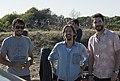 Miembros del equipo de la película 'El Desentierro'.jpg