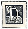 Mikalojus Konstantinas Ciurlionis - Initial D - 1908.jpg
