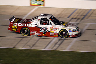 Mike Bliss - Image: Mike Bliss 2007Craftsman Truck Series