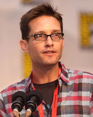 Mike Barker (producer) - Barker at the 2010 Comic Con in San Diego.