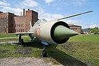Mikoyan-Gurevich MiG-21 in Historisch-technisches Informationszentrum Peenemünde.jpg